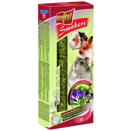 Vitapol Smakers z lucerny