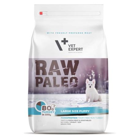 VetExpert Raw Paleo Large Size Puppy 2,5 kg